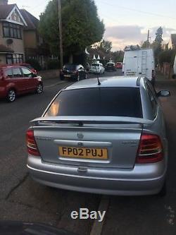 Vauxhall Astra 1.8L SXI (Failed MOT) MK4 No Reserve