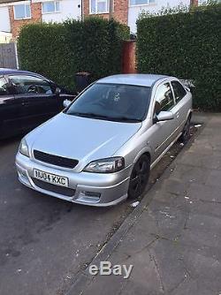 Vauxhall Astra 2.0 Sri Mk4
