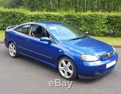 Vauxhall Astra 2.0i Turbo Coupe 70k 200bhp Z20LET Bertone G mk4