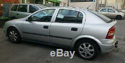 Vauxhall Astra 2.0l turbo diesel Mk4