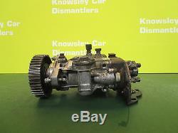 Vauxhall Astra 98-05 Mk4 (g) 1.7 Td Diesel Fuel Injection Pump
