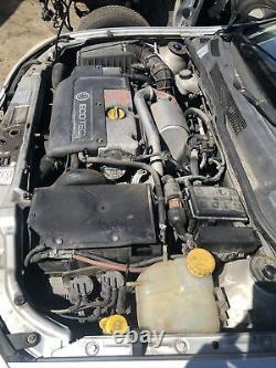 Vauxhall Astra Comfort Mk4 2.0 Diesel 2002 Bare Engine Code Is Y20dth(lbs)