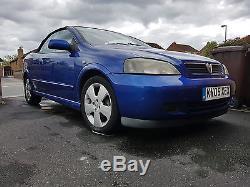 Vauxhall Astra Convertible 1.6 Bertone MK4
