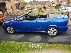 Vauxhall Astra Convertible Bertone MK4
