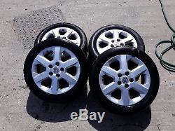 Vauxhall Astra Convertible Mk4 G 5 Stud Alloy Wheels 205/55/16
