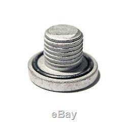 Vauxhall Astra Corsa Meriva Engine Sump Drain Plug Bolt With Seal 24117533937