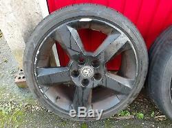 Vauxhall Astra Coupe Turbo Alloy Wheels 5 Stud 17 MK4 SRI Z20LET