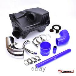 Vauxhall Astra GSi C20LET MK4 GSi AFM Air Box Induction Kit Cooling Engine Blue