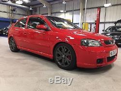 Vauxhall Astra GSi Mk4 Z20LET Z20LEH Red