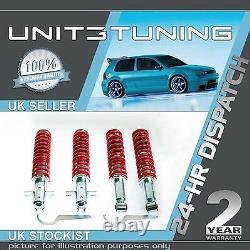 Vauxhall Astra G / Astra Mk4 Adjustable Coilover Suspension Kit Summer Deal