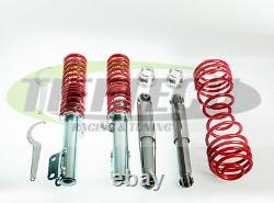 Vauxhall Astra G / Astra Mk4 Turbo Adjustable Coilover Suspension Kit Coilovers