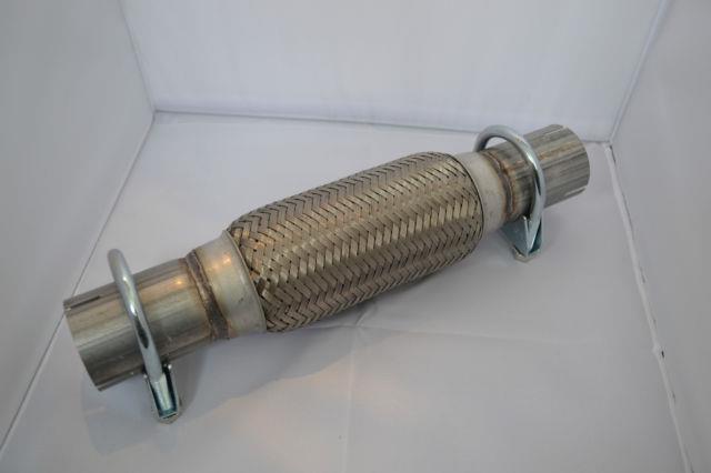Vauxhall Astra G H Zafira Exhaust Pipe Repair Flexi Tube Join Flex