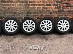 Vauxhall Astra G MK4 16 Sxi Alloy Wheels / Tyres 205/55/16 H020 5x110