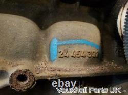 Vauxhall Astra G MK4 1.8 Z18XE Bare Engine 74722 Miles 80821