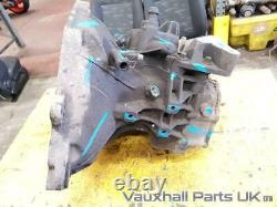 Vauxhall Astra G MK4 1.8 Z18XE F17 3.74 5 Speed Manual Gearbox 76221