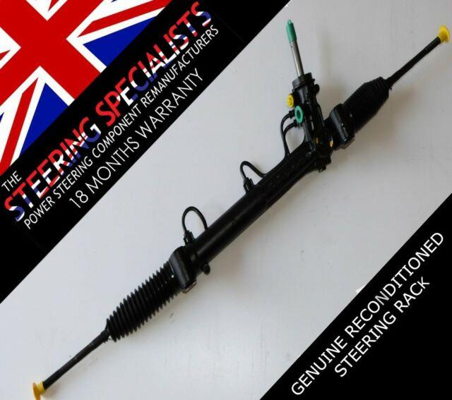 Vauxhall Astra G Mk4 2.0 Dti 16v 98 To 04 Remanufactured Power Steering Rack