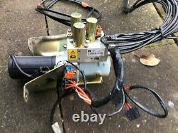 Vauxhall Astra G MK4 Convertible Roof Hydraulic Pump, Rams and Pipes