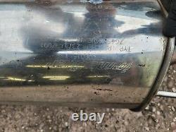 Vauxhall Astra G MK4 Convertible / Saloon Irmscher Exhaust 72008015 1.6 1.8 1.7