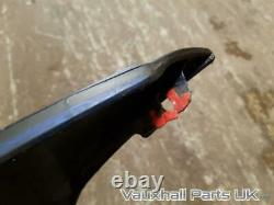 Vauxhall Astra G MK4 Coupe Front Bumper Black Z2UU 79385