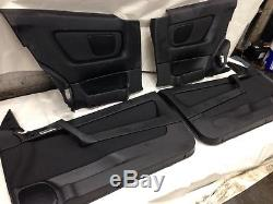 Vauxhall Astra (G) MK4 GSI Turbo 2.0 16V Z20LET Recaro Leather Interior