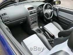 Vauxhall Astra G MK4 cabriolet 1.8 Bertone exclusive