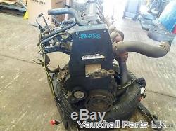 Vauxhall Astra G Mk4 1598cc 1.6 X16SZR Petrol Engine 86030 Miles