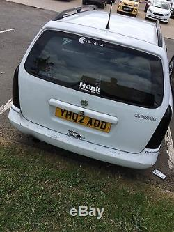 Vauxhall Astra G Mk4 1998-2004
