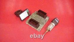 Vauxhall Astra G Mk4 1.6 16v Z16xe Manual Ecu Engine Control Unit 12214870