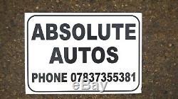 Vauxhall Astra G Mk4 1.6 8V X16SZR Petrol Engine Corsa B 69K Miles Only
