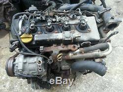 Vauxhall Astra G Mk4 1.7 Cdti Z17dtl Turbo Diesel Engine 2004 Sxi Van Estate Eco