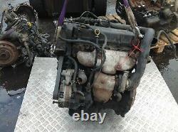 Vauxhall Astra G Mk4 1.7 Diesel Complete Engine Y17dt