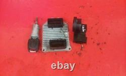 Vauxhall Astra G Mk4 1.8 16v Z18xe Ecu Engine Control Unit 55351751 5wk9 1726