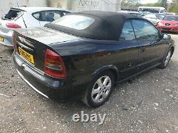 Vauxhall Astra G Mk4 2005 Convertible Soft Top Roof System