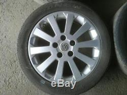 Vauxhall Astra G Mk4 5 Stud Alloy Wheels 205/50/16 98-04