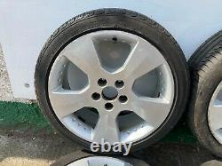 Vauxhall Astra G Mk4 98-04 17 7J ET47 Alloy Wheels & Tyres 5x110 09270014