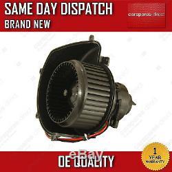 Vauxhall Astra G Mk4 / Astra H Mk5 19982014 Heater Blower Motor Fan 1845101