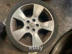 Vauxhall Astra G Mk4 Coupe Se2 17 Alloys & Tyres X5 2004