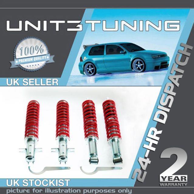 Vauxhall Astra G Mk4 Estate / Van Adjustable Coilover Suspension Coilovers
