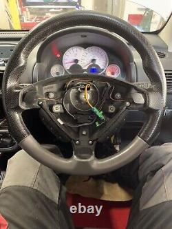 Vauxhall Astra G Mk4 GSi Steering Wheel Fits Combo C, Corsa C With Air Bag