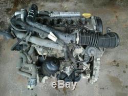 Vauxhall Astra G Mk4 H Mk5 Van 1.7 16v Cdti Z17dtl Engine & Turbo 122k 2003-2007