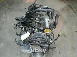 Vauxhall Astra G Mk4 H Mk5 Van 1.7 16v Cdti Z17dtl Engine & Turbo 133k 2003-2007