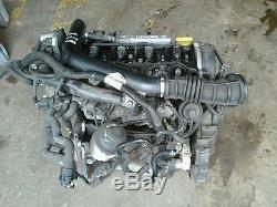 Vauxhall Astra G Mk4 H Mk5 Van 1.7 16v Cdti Z17dtl Engine & Turbo 139k 2003-2007