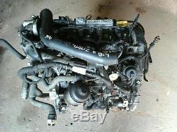 Vauxhall Astra G Mk4 H Mk5 Van 1.7 16v Cdti Z17dtl Engine & Turbo 91k 2003-2007