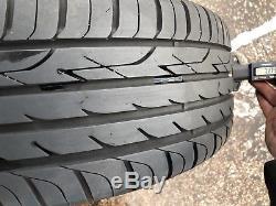 Vauxhall Astra G Mk4 H Mk5 Van Meriva A 17 Inch JRD Alloy Wheels & 4 Great Tyres