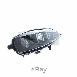 Vauxhall Astra G Mk4 Hatchback 1998-2004 Depo Angel Eyes Headlights Lamps Black
