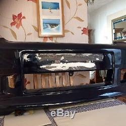 Vauxhall Astra G Mk4 Irmscher Air Dam Front Bumper Very Rare