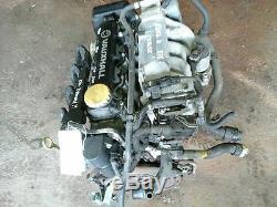 Vauxhall Astra G Mk4 Meriva Combo 1.6 8v Petrol Z16se Engine 51k 2001-2005
