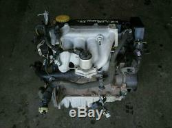 Vauxhall Astra G Mk4 Meriva Combo 1.6 8v Petrol Z16se Engine 57k 2001-2005