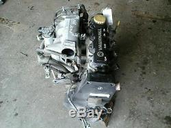Vauxhall Astra G Mk4 Meriva Combo 1.6 8v Petrol Z16se Engine 89k 2001-2005