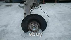 Vauxhall Astra G Mk4 Rear Axle Subframe & Hubs (discs & Abs) 1998-2005
